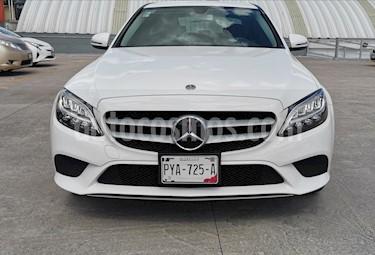 Mercedes Benz Clase C 180 CGI Aut usado (2019) color Blanco Diamante precio $490,000
