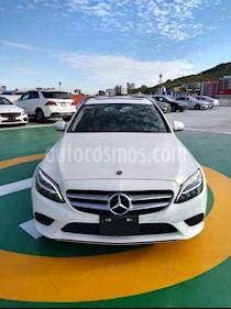Mercedes Benz Clase C 4p C 200 Sport L4/1.5/T Aut usado (2019) color Blanco precio $660,000