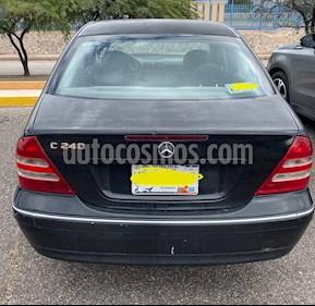 Mercedes Benz Clase C 240 Elegance Aut usado (2001) color Negro precio $65,000