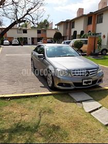 Mercedes Benz Clase C 180 CGI Aut usado (2013) color Plata Paladio precio $215,000