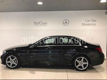 Mercedes Benz Clase C 250 CGI Sport usado (2018) color Negro precio $619,900