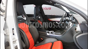Mercedes Benz Clase C 63 S AMG Coupe  usado (2017) color Plata Iridio precio $1,100,000