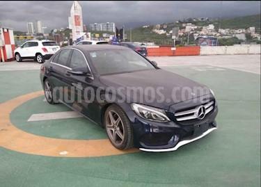 Mercedes Benz Clase C 250 CGI Coupe usado (2018) color Azul precio $619,900