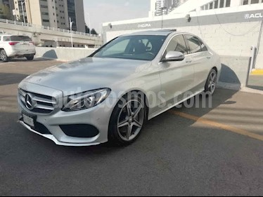Mercedes Benz Clase C 250 CGI Sport usado (2017) color Plata precio $465,000