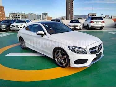 Mercedes Benz Clase C 2p C 250 Coupe L4/2.0/T Aut usado (2018) color Blanco precio $600,000
