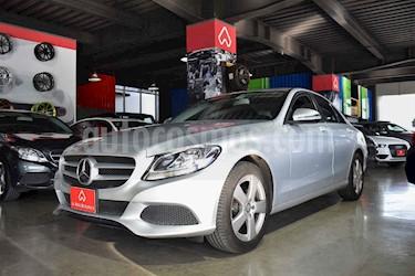 foto Mercedes Benz Clase C 180 Aut usado (2016) color Plata precio $325,000