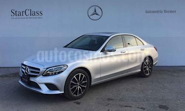 Mercedes Benz Clase C 200 Exclusive Aut usado (2019) color Plata precio $539,900