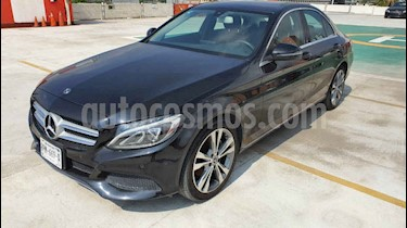 Mercedes Benz Clase C 200 CGI Sport usado (2018) color Negro precio $470,000