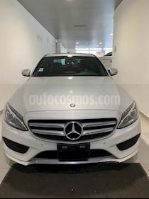 Mercedes Benz Clase C 4p C 250 Sport L4/2.0/T Aut usado (2016) color Plata precio $430,000