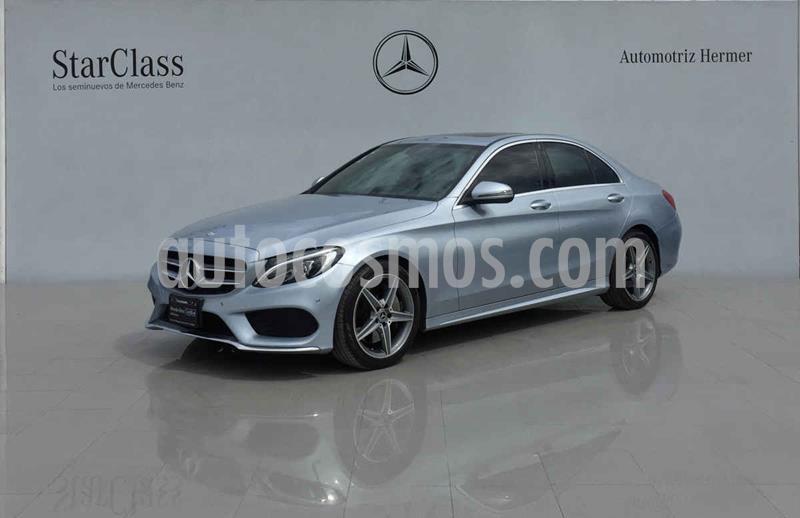 Mercedes Benz Clase C 250 CGI Sport usado (2018) color Plata precio $499,900