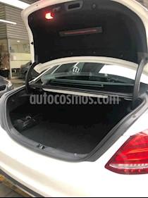 Foto Mercedes Benz Clase C 200 CGI Sport Aut usado (2017) color Blanco precio $435,000