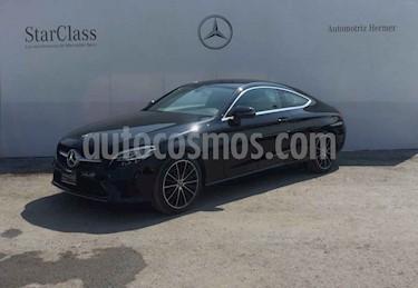 Mercedes Benz Clase C 200 CGI Coupe Aut usado (2019) color Negro precio $599,900