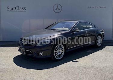 Mercedes Benz Clase CL 2p CL 63 AMG aut usado (2008) color Cafe precio $699,900