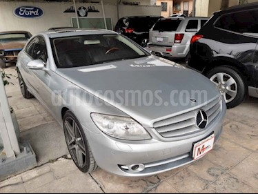 Mercedes Benz Clase CL 500 usado (2009) color Plata precio $315,000