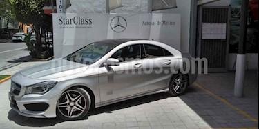 Foto venta Auto usado Mercedes Benz Clase CLA 180 CGI (2016) color Plata precio $448,900