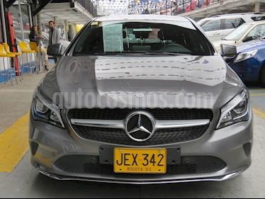 Foto venta Carro usado Mercedes Benz Clase CLA 180 Urban (2017) color Gris precio $82.900.000