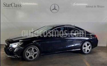 Foto Mercedes Benz Clase CLA 200 CGI Sport usado (2018) color Negro precio $469,000