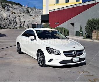 Mercedes Benz Clase CLA 200 CGI Sport usado (2017) color Blanco Cirro precio $359,000