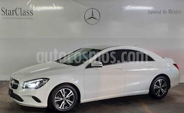 Foto venta Auto usado Mercedes Benz Clase CLA 200 CGI Sport (2019) color Blanco precio $479,000