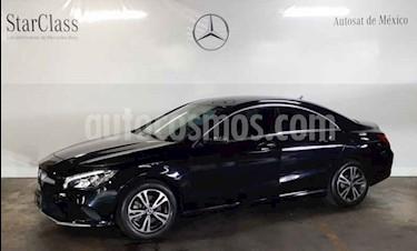 Foto venta Auto usado Mercedes Benz Clase CLA 200 CGI Sport (2019) color Negro precio $479,000
