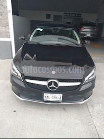 Mercedes Benz Clase CLA 200 CGI Sport usado (2018) color Negro Cosmos precio $380,000