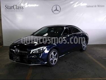 Foto venta Auto usado Mercedes Benz Clase CLA 200 CGI Sport (2019) color Azul precio $499,000