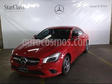 Foto venta Auto usado Mercedes Benz Clase CLA 200 CGI Sport (2015) color Rojo precio $329,000