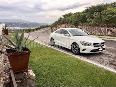 Mercedes Benz Clase CLA 200 CGI Sport usado (2017) color Blanco Cirro precio $370,000