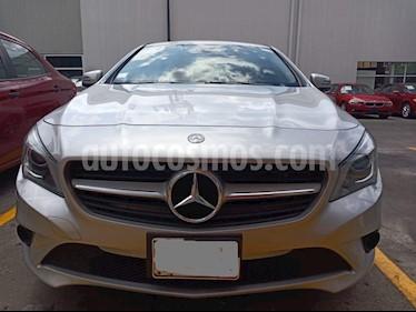 Foto Mercedes Benz Clase CLA 200 CGI Sport usado (2016) color Plata Polar precio $350,000