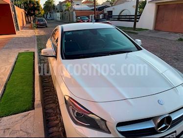 Foto venta Auto usado Mercedes Benz Clase CLA 200 CGI Sport (2016) color Blanco precio $299,000