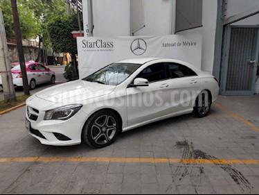 Foto venta Auto usado Mercedes Benz Clase CLA 200 CGI Sport (2014) color Blanco precio $308,900