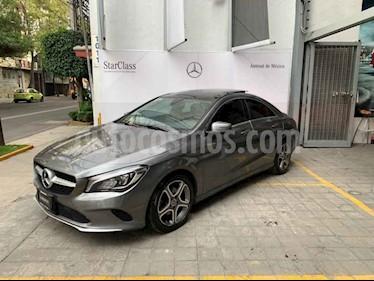 Foto venta Auto usado Mercedes Benz Clase CLA 200 CGI Sport (2019) color Gris precio $560,000