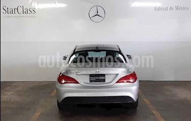 Foto venta Auto usado Mercedes Benz Clase CLA 200 CGI Sport (2014) color Plata precio $299,000