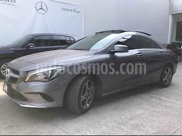 Mercedes Benz Clase CLA 200 CGI Sport usado (2019) color Gris precio $490,000