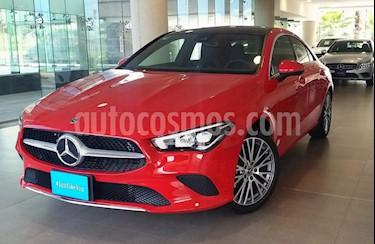 Foto venta Auto usado Mercedes Benz Clase CLA 200 CGI (2020) color Rojo precio $700,000