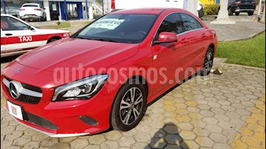 Foto venta Auto usado Mercedes Benz Clase CLA 200 CGI (2018) color Rojo precio $375,500