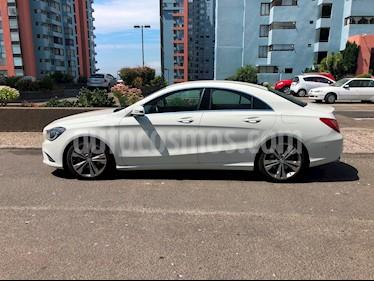 Foto venta Auto usado Mercedes Benz Clase CLA 200 Urban Aut (2014) color Blanco precio $14.500.000