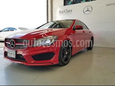 Foto venta Auto usado Mercedes Benz Clase CLA 250 CGI Sport Edition 1 (2016) color Rojo precio $465,000