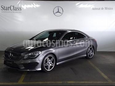 Foto venta Auto Seminuevo Mercedes Benz Clase CLA 250 CGI Sport Edition 1 (2016) color Gris precio $449,000
