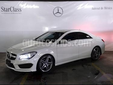 Foto venta Auto usado Mercedes Benz Clase CLA 250 CGI Sport Edition 1 (2016) color Blanco precio $439,000