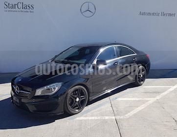 Foto venta Auto usado Mercedes Benz Clase CLA 250 CGI Sport Edition 1 (2016) color Negro precio $394,900