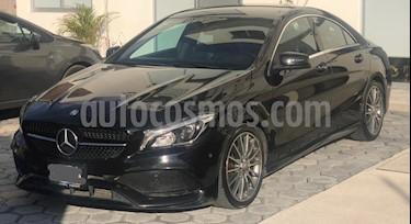 Mercedes Benz Clase CLA 250 CGI Sport Edition 1 usado (2017) color Negro precio $420,000