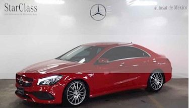 Foto venta Auto usado Mercedes Benz Clase CLA 250 CGI Sport (2017) color Rojo precio $449,000