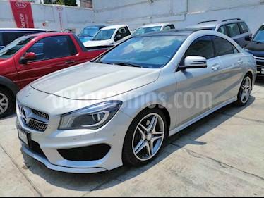 Foto venta Auto usado Mercedes Benz Clase CLA 250 CGI Sport (2015) color Plata precio $355,000