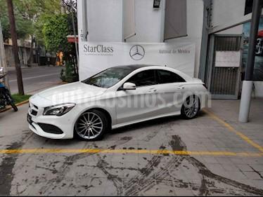 Foto venta Auto usado Mercedes Benz Clase CLA 250 CGI Sport (2019) color Blanco precio $648,900