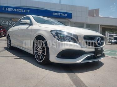 Foto venta Auto usado Mercedes Benz Clase CLA 250 CGI Sport (2018) color Blanco Cirro precio $525,000