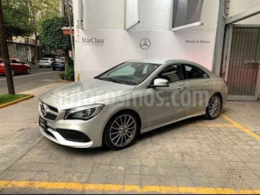 Foto Mercedes Benz Clase CLA 250 CGI Sport usado (2018) color Plata precio $540,000