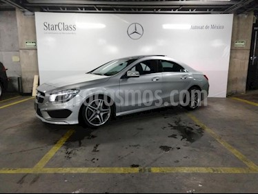 Foto venta Auto Seminuevo Mercedes Benz Clase CLA 250 CGI Sport (2014) color Plata precio $349,000