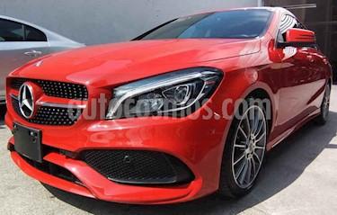 Foto Mercedes Benz Clase CLA 250 CGI Sport usado (2018) color Rojo precio $512,900