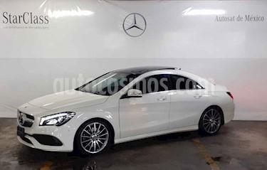 Foto venta Auto usado Mercedes Benz Clase CLA 250 CGI Sport (2018) color Blanco precio $549,000